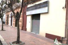Taranto - Locale commerciale in Via Principe Amedeo