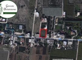 Taranto - Terreno edificabile in contrada San Donato