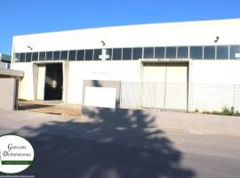 San Giorgio Ionico - Capannone commerciale e/o industriale