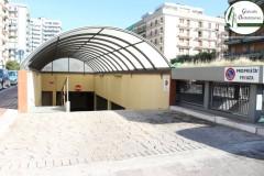 Taranto - Ampio box auto in Piazza Lucania