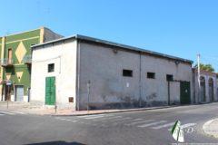 Taranto - Capannone commerciale in Via Napoli ang. Via Costantinopoli